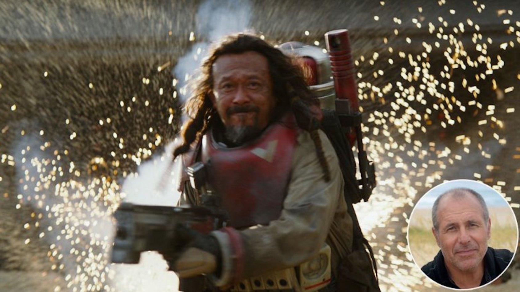 Simon Crane appel� sur le nouveau tournage des sc�nes de Rogue One