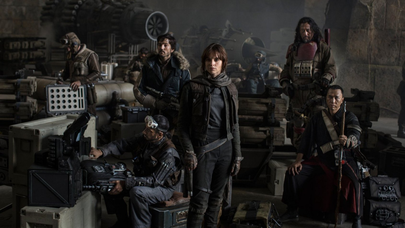 Rogue One : Forest Whitaker et Mads Mikkelsen