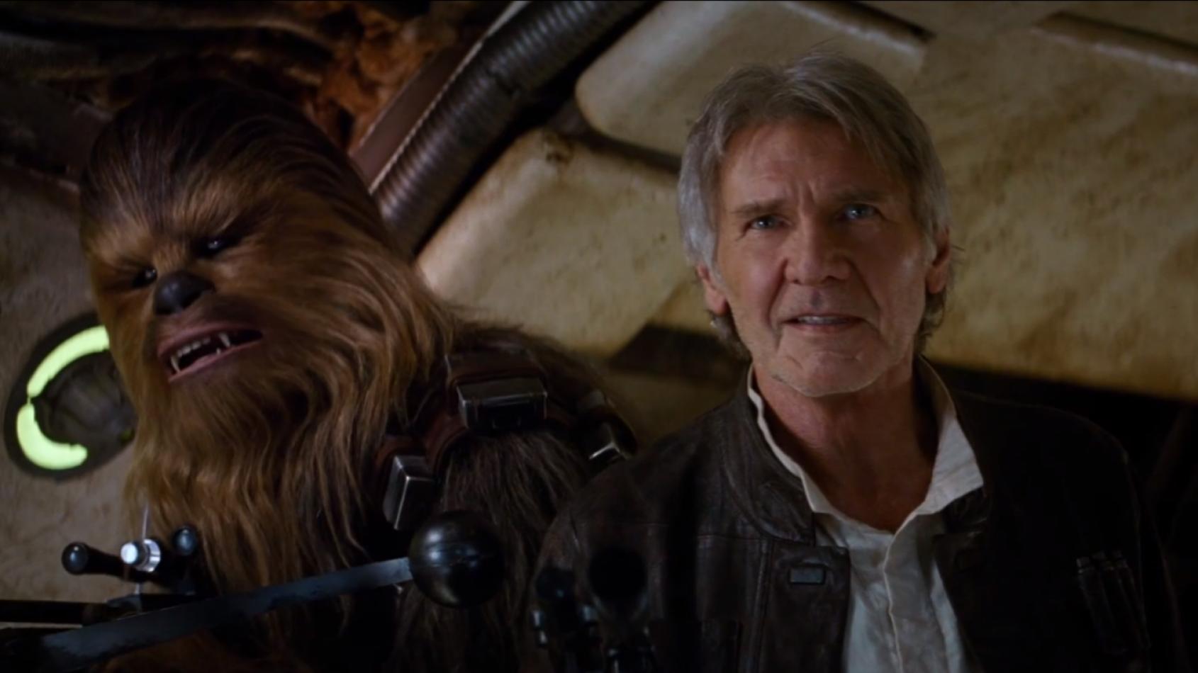 Le Box Office Final du R�veil de la Force !