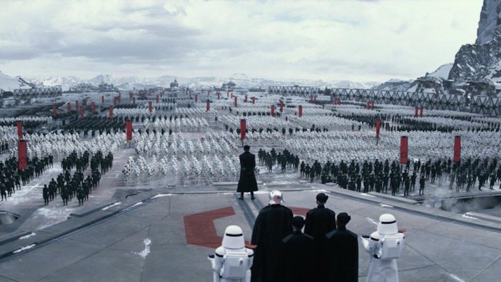 Pourriez-vous devenir un stormtrooper du Premier Ordre?!