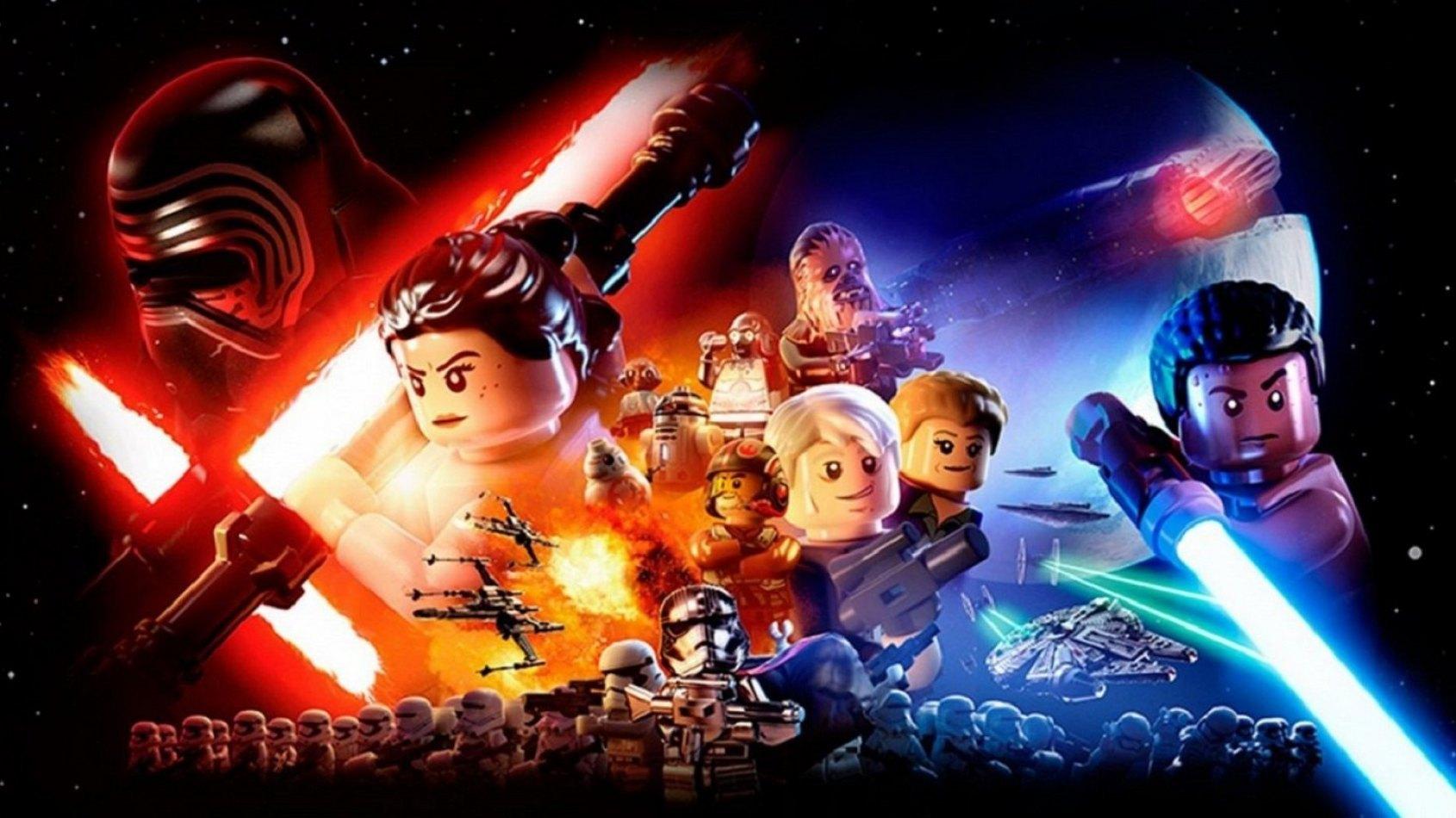 D�couvrez la chasse des rathtars dans le prochain jeu Lego Star Wars !