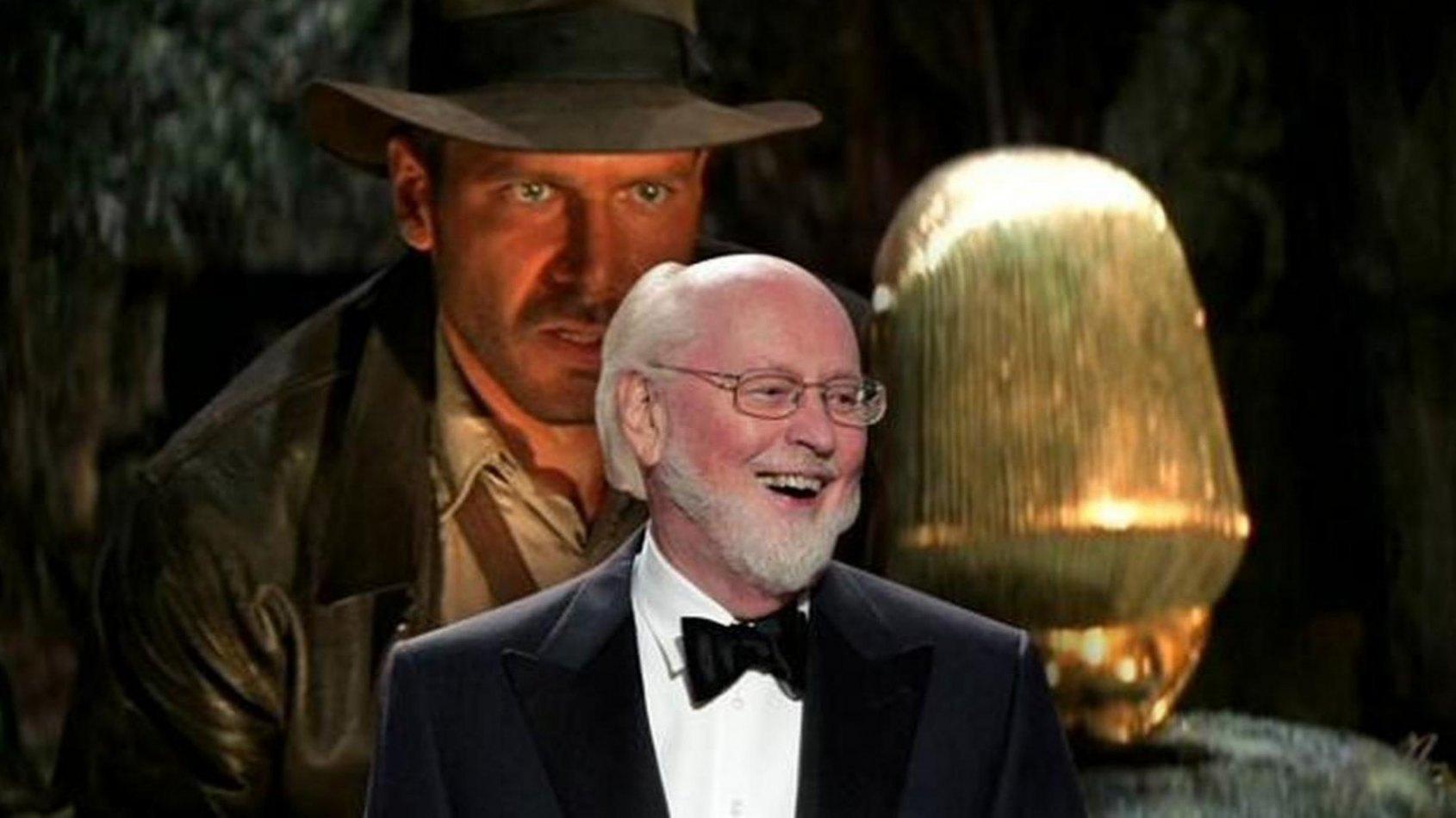 John Williams composera la musique d'Indiana Jones 5 !
