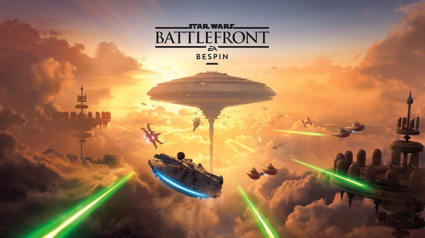 Bespin, nouvelle extension pour le jeu-vidéo Star Wars Battlefront
