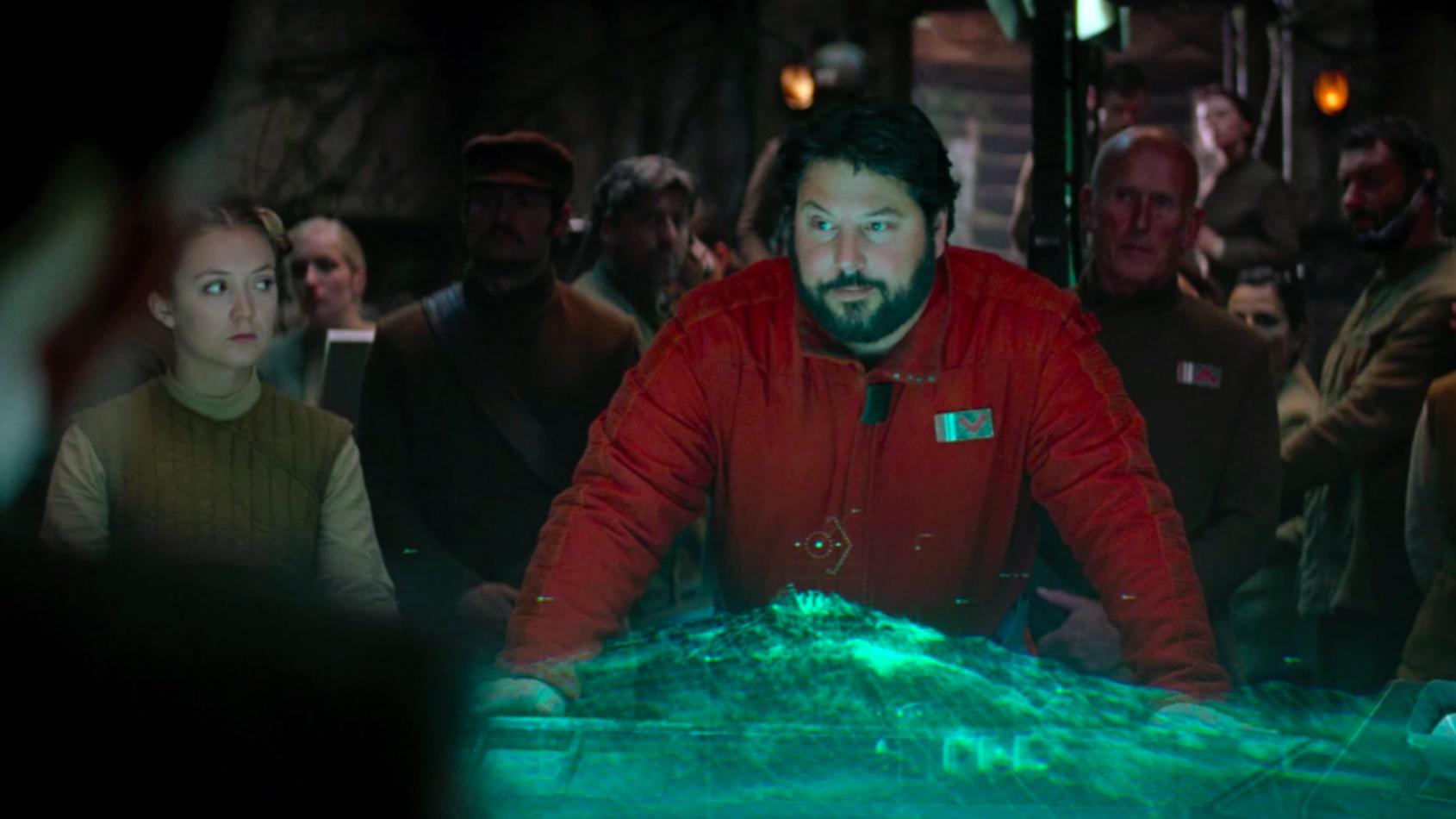 Greg Grunberg revient sur son rôle de Snap Wexley dans l'épisode VII
