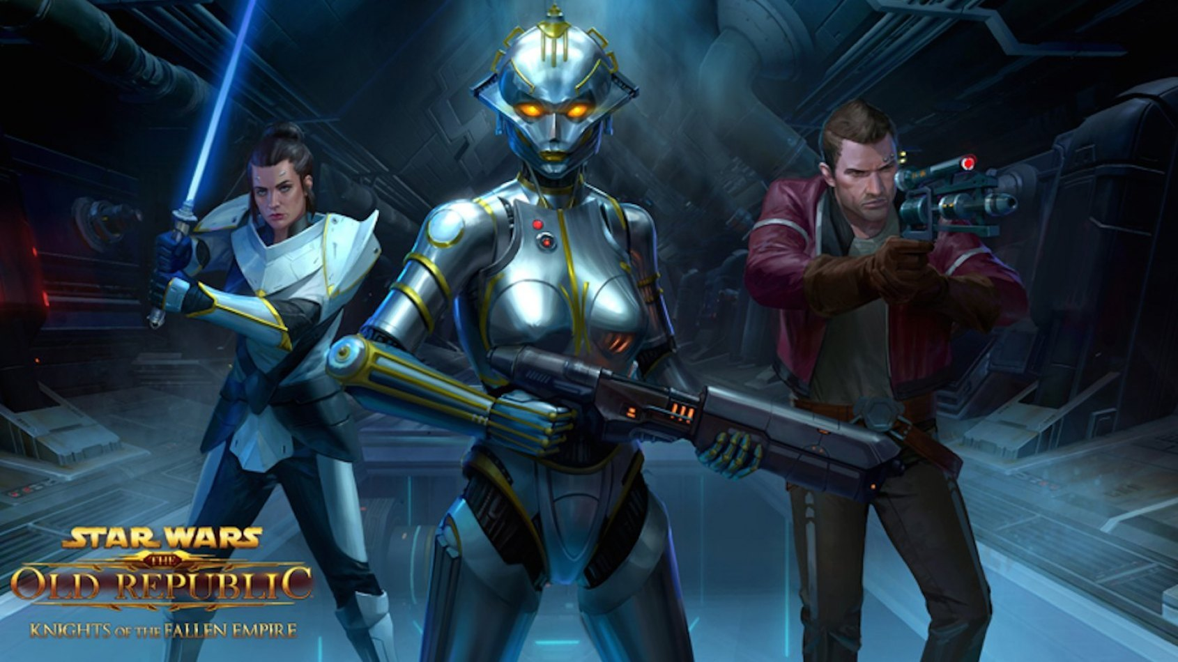 Star Wars The Old Republic: The GEMINI Deception