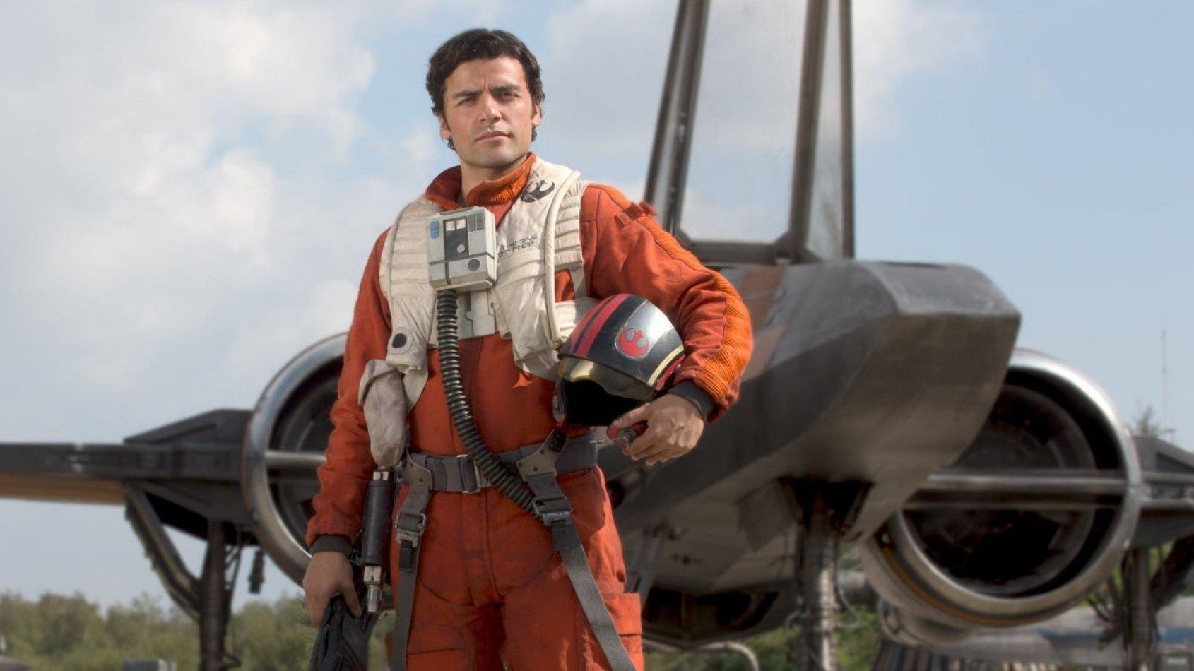 Luke Skywalker, Poe Dameron : m�me combat ?
