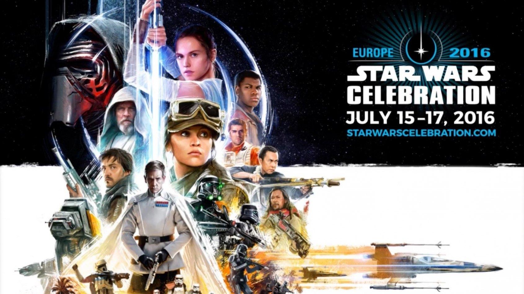 Star Wars Celebration Europe Art Show: les œuvres dévoilées