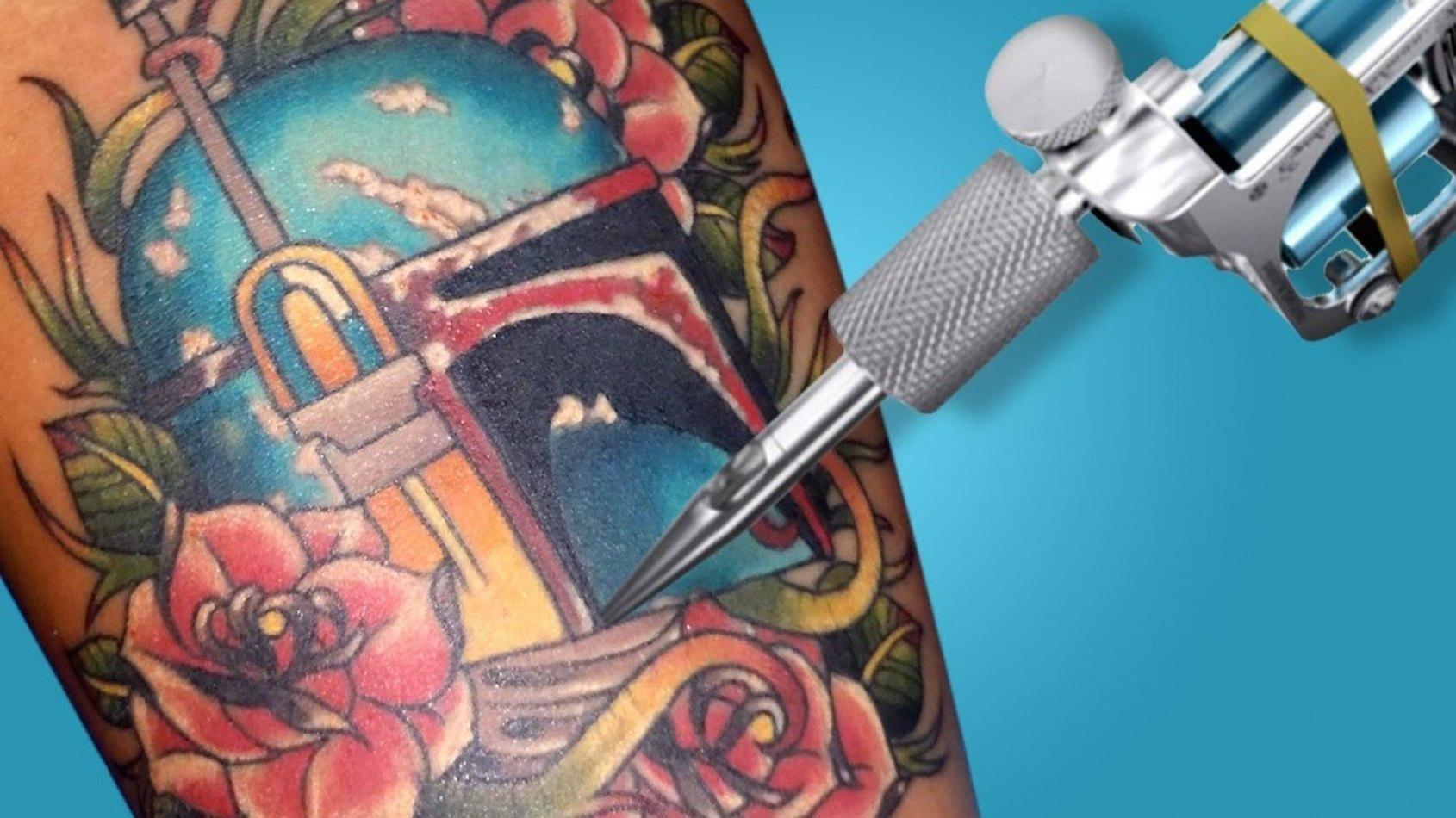 Ayez Star Wars dans la peau avec les tatoueurs de Celebration Europe