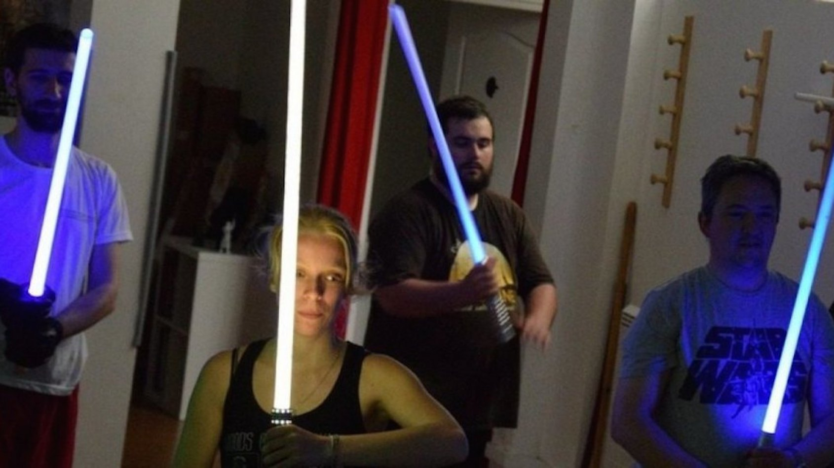 Pratiquez bientôt le sabre laser en Bretagne !