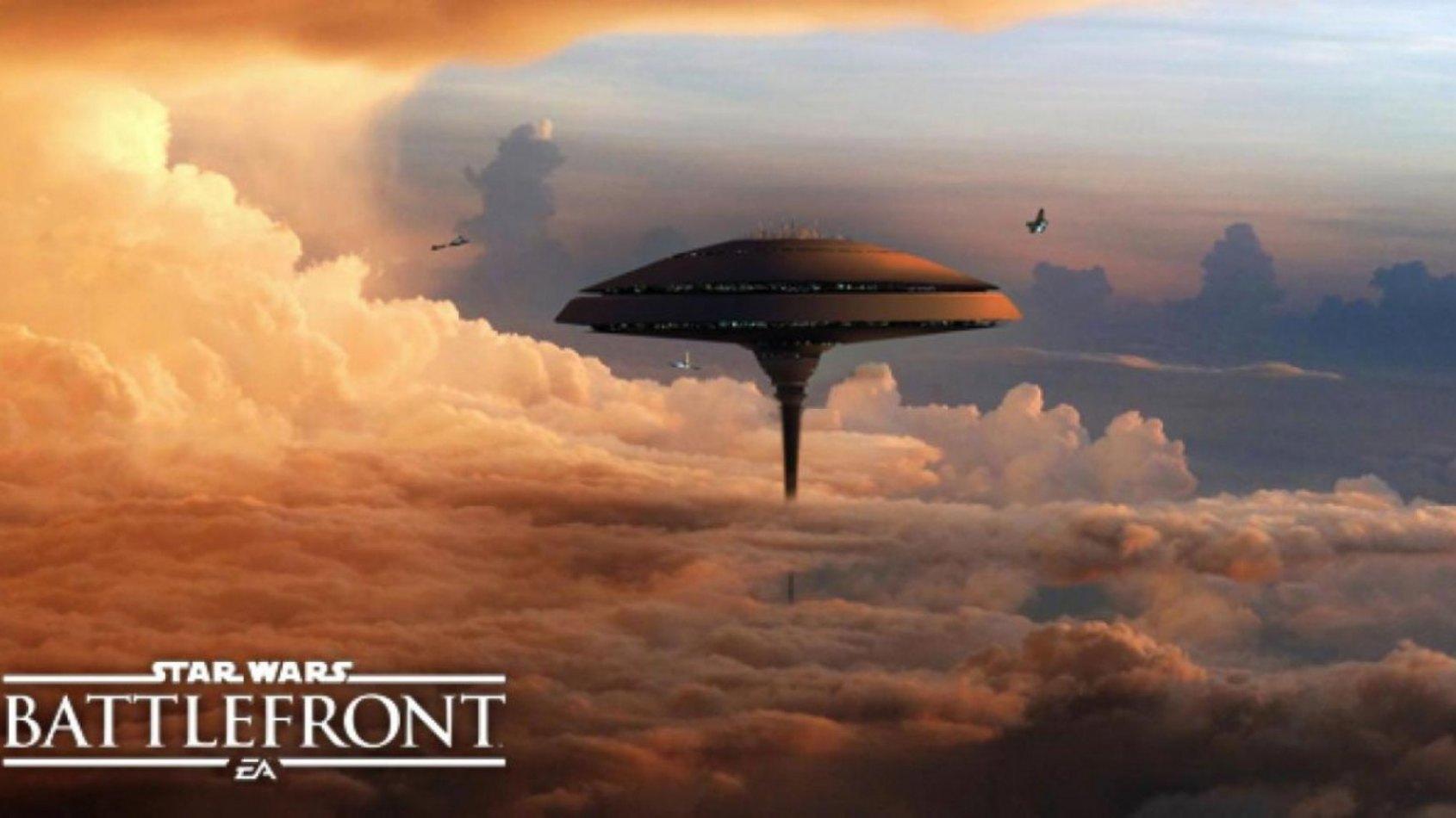 Battlefront : de nouveaux détails sur le DLC de Bespin !