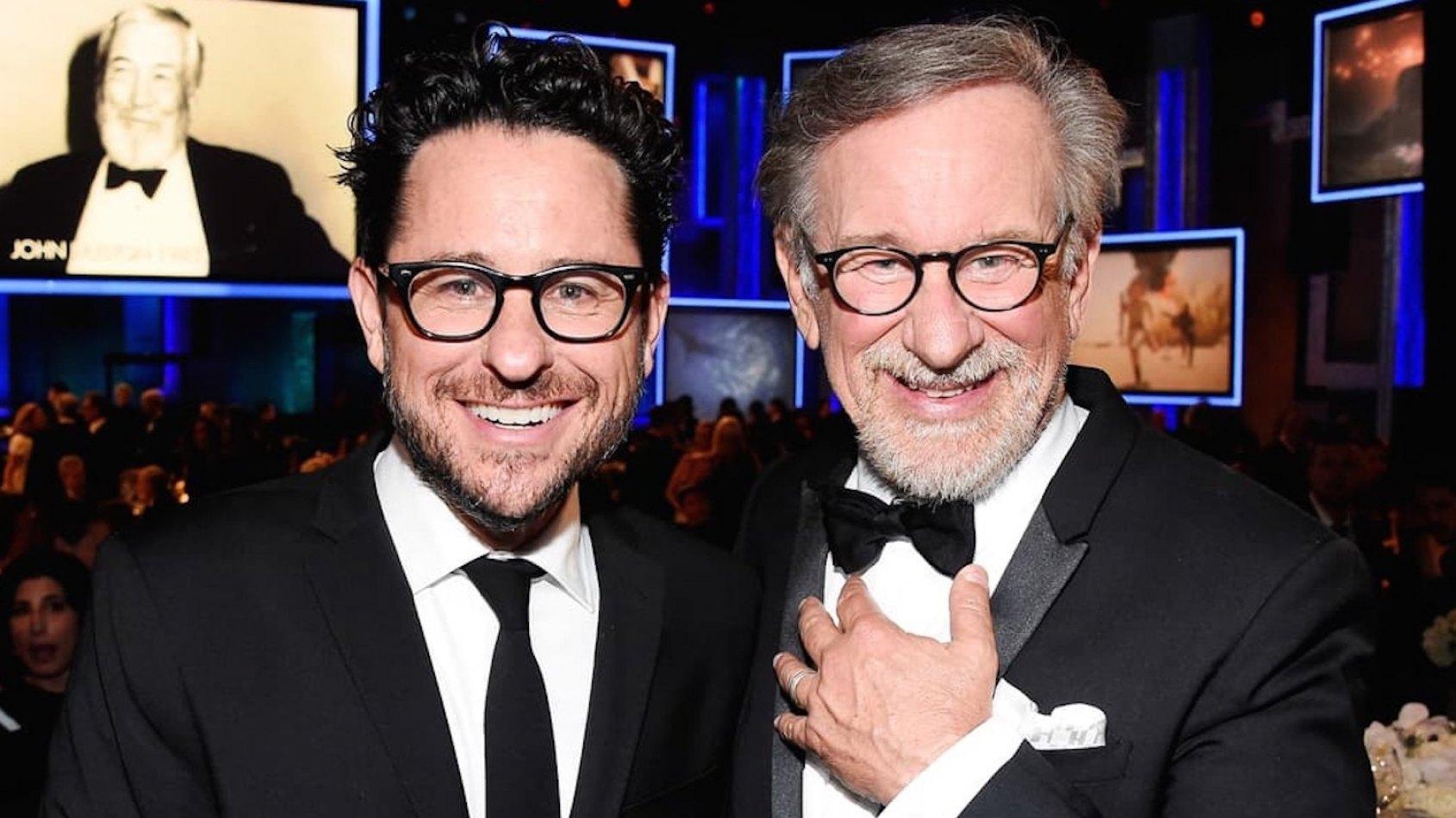Comment Spielberg a réussi à avoir JJ Abrams pour l'épisode VII