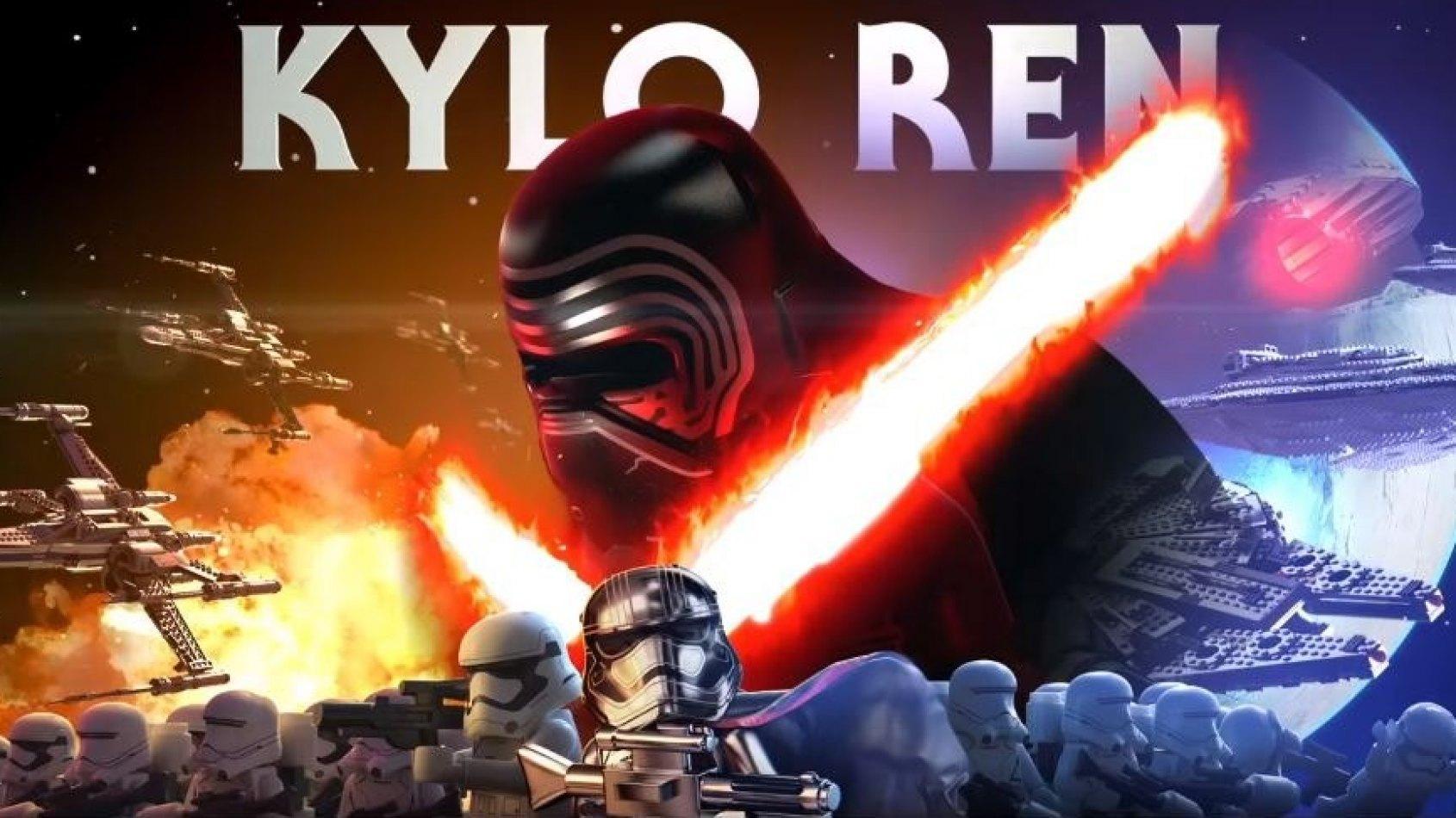 LEGO Star Wars : au tour de Kylo Ren d'�tre sous les projecteurs !