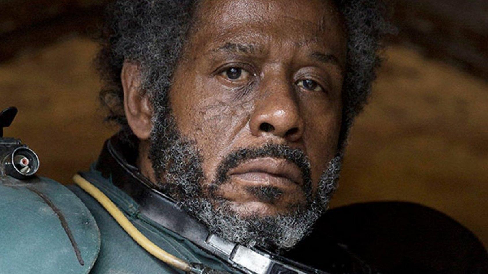 L'identit� du personnage de Forest Whitaker dans Rogue One r�v�l�e