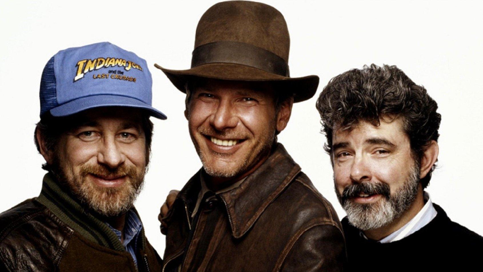 George Lucas sera de la partie pour Indiana Jones 5 !