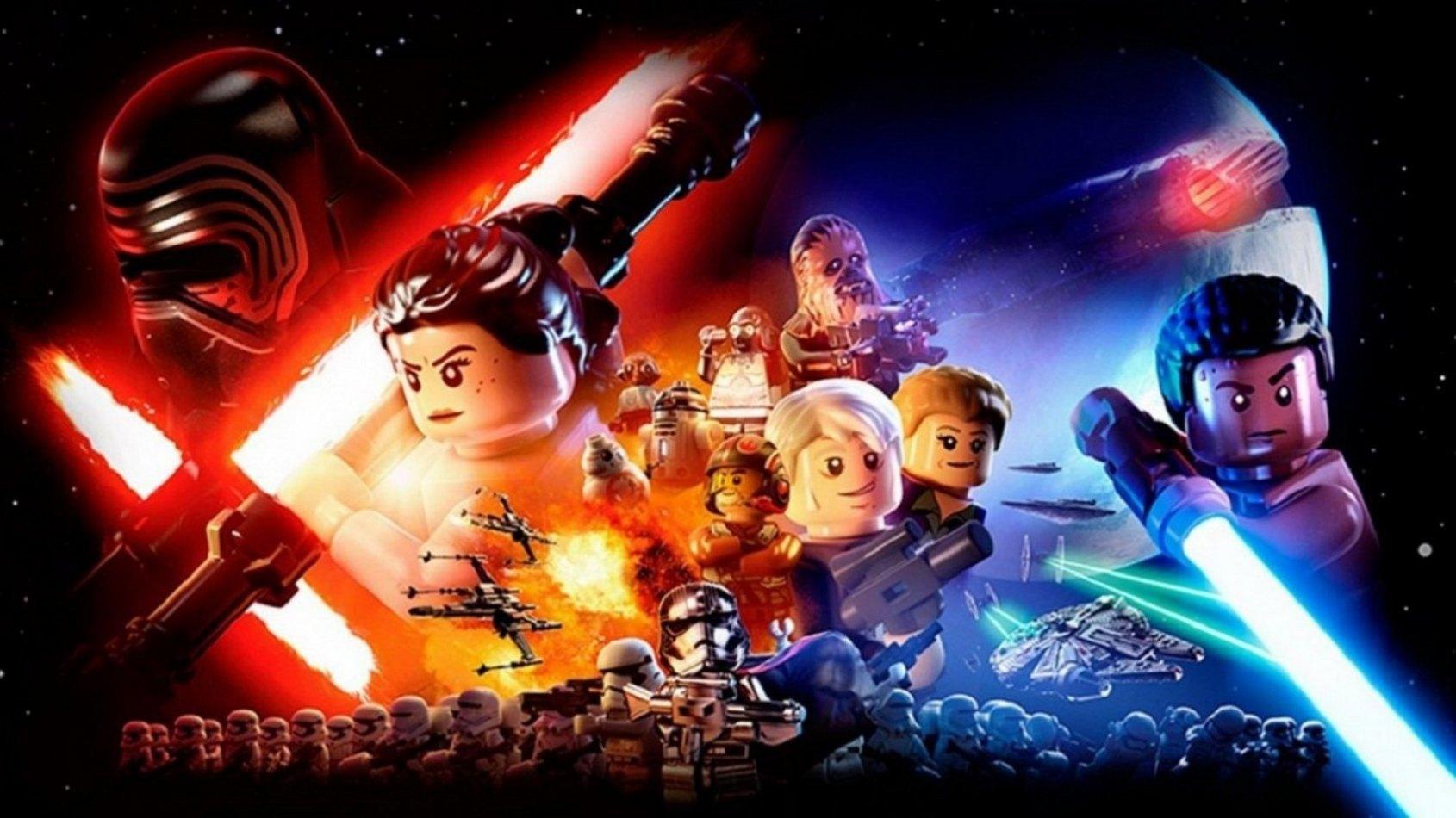 LEGO Star Wars: Rey est à l'honneur !