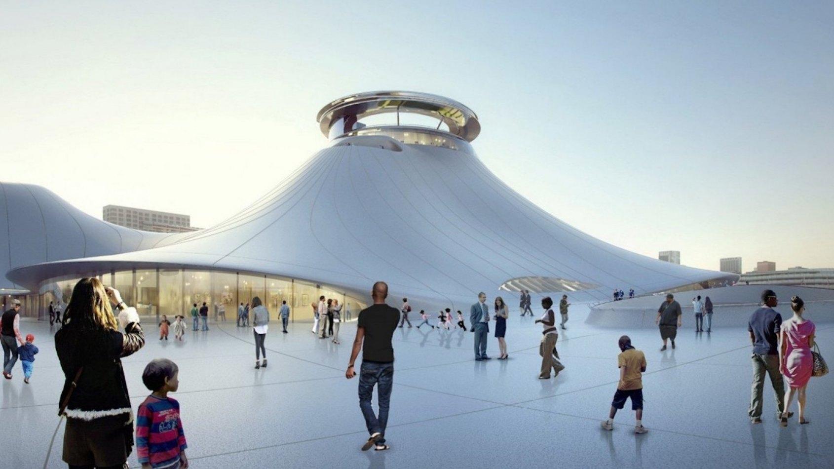 Chicago n'accueillera pas le musée d'Art Narratif de George Lucas