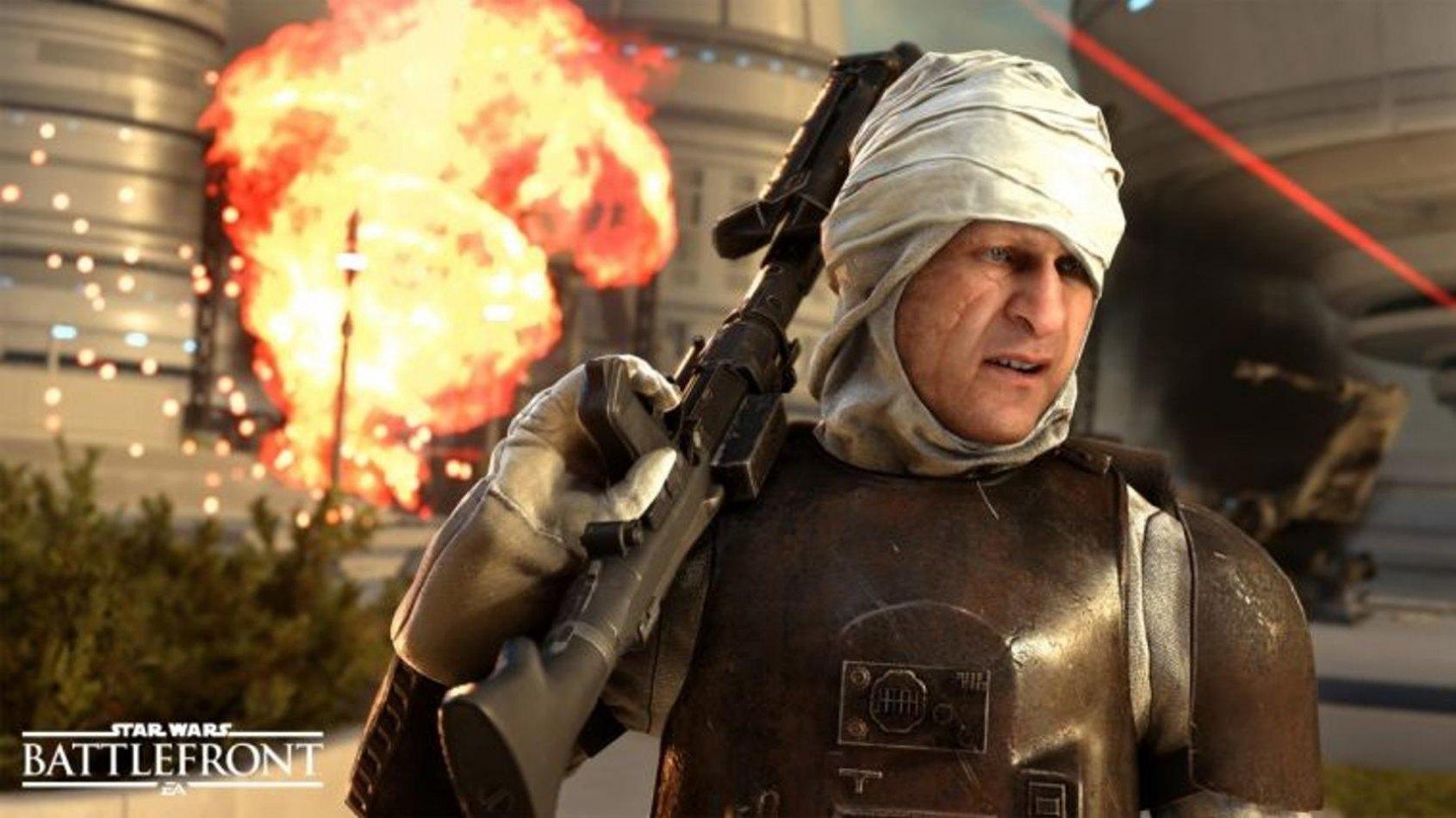 16 minutes sur le DLC Bespin de Battlefront