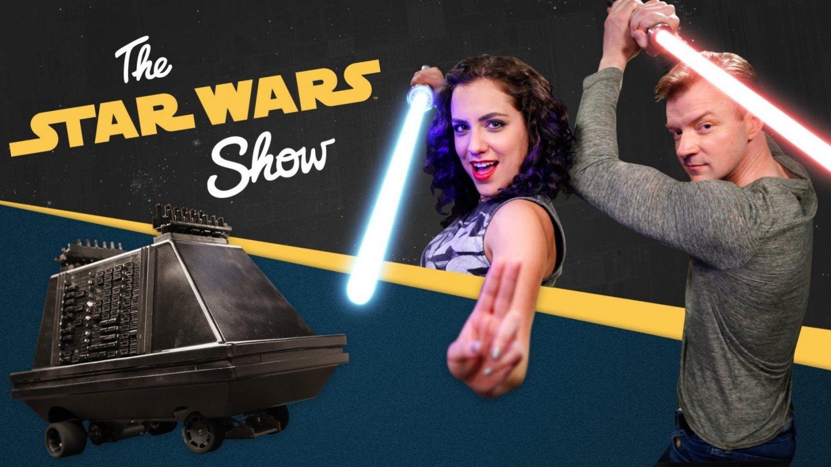 L'�pisode 8 du Star Wars show disponible