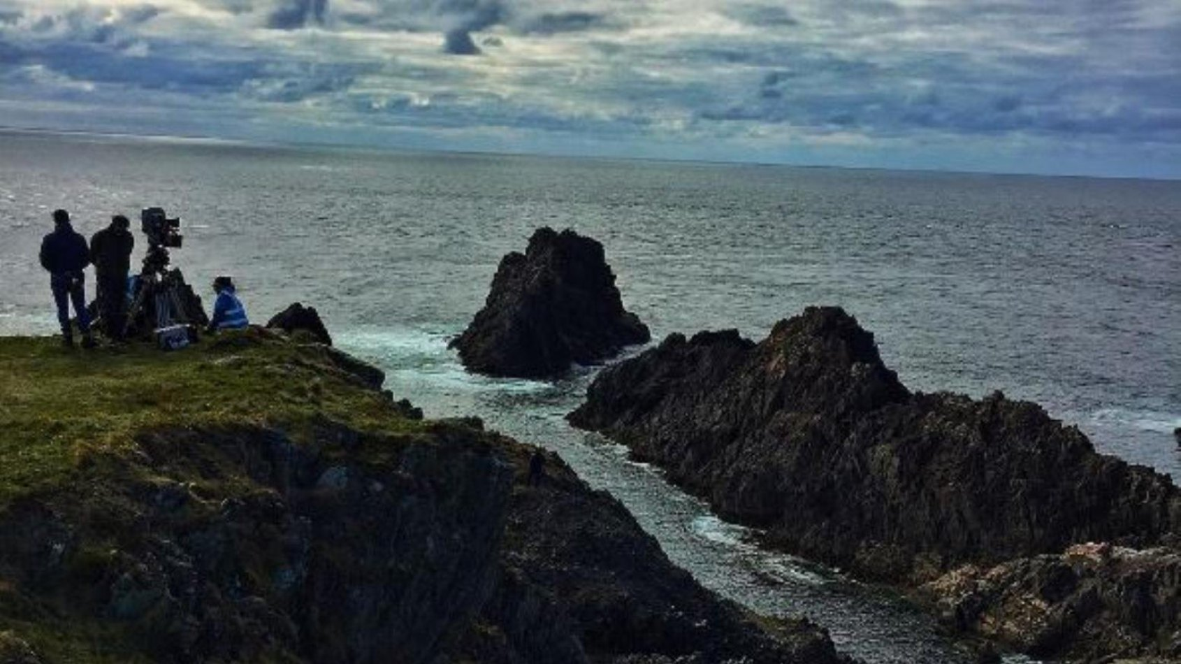 Episode VIII : 2 photos du tournage en Irlande