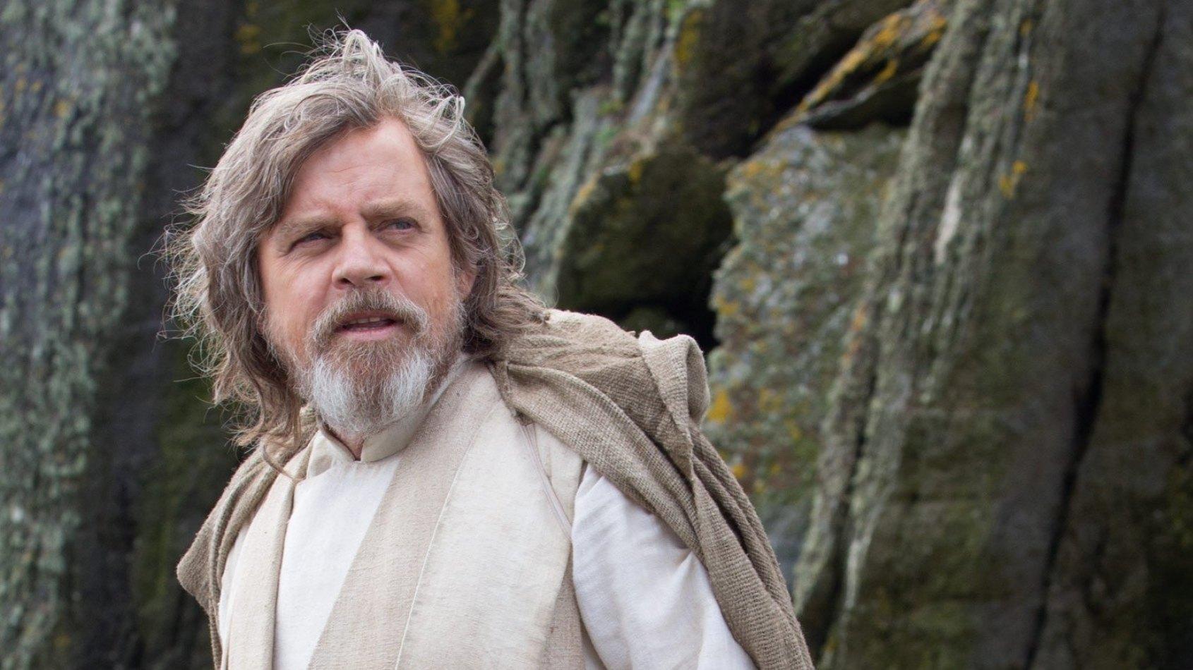 Une vidéo de tournage impliquant Luke Skywalker dans l'Episode VIII ?