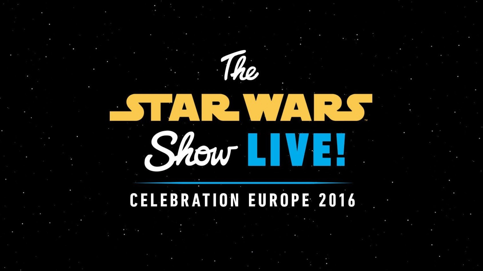 Le Star Wars Show sera en direct pendant Star Wars Celebration