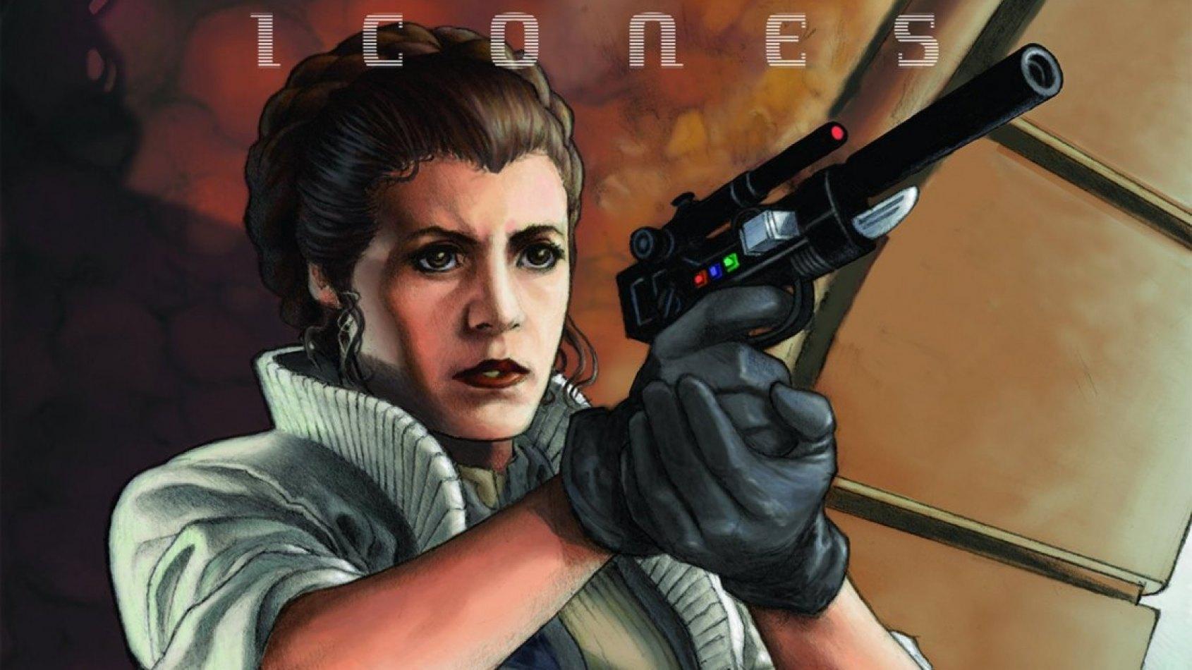 Review : Icones 2 : Leia Organa
