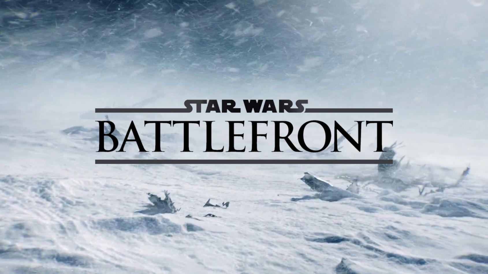 DICE annonce la sortie d'un mode hors-ligne pour Star Wars Battlefront
