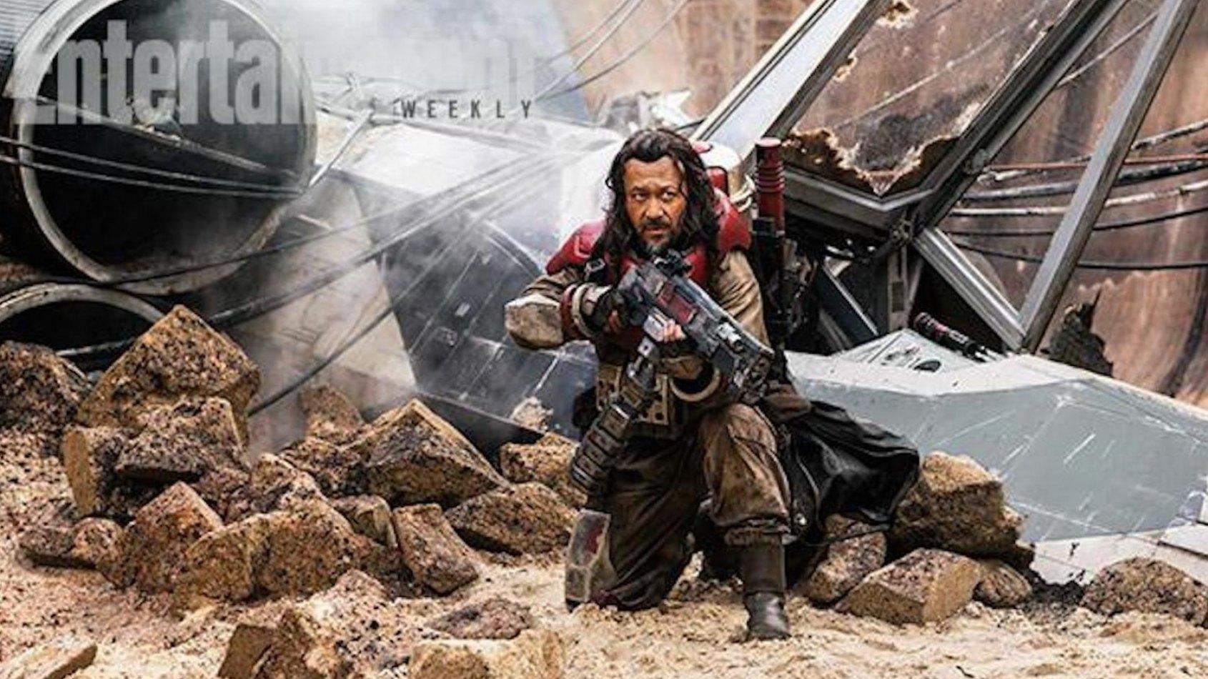 Jedi, Jedha et guerriers spirituels dans Rogue One: A Star Wars Story