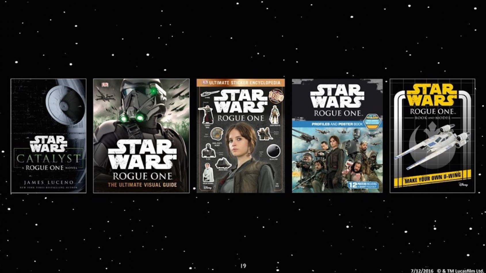 Star Wars Celebration 2016: les livres annonc�s