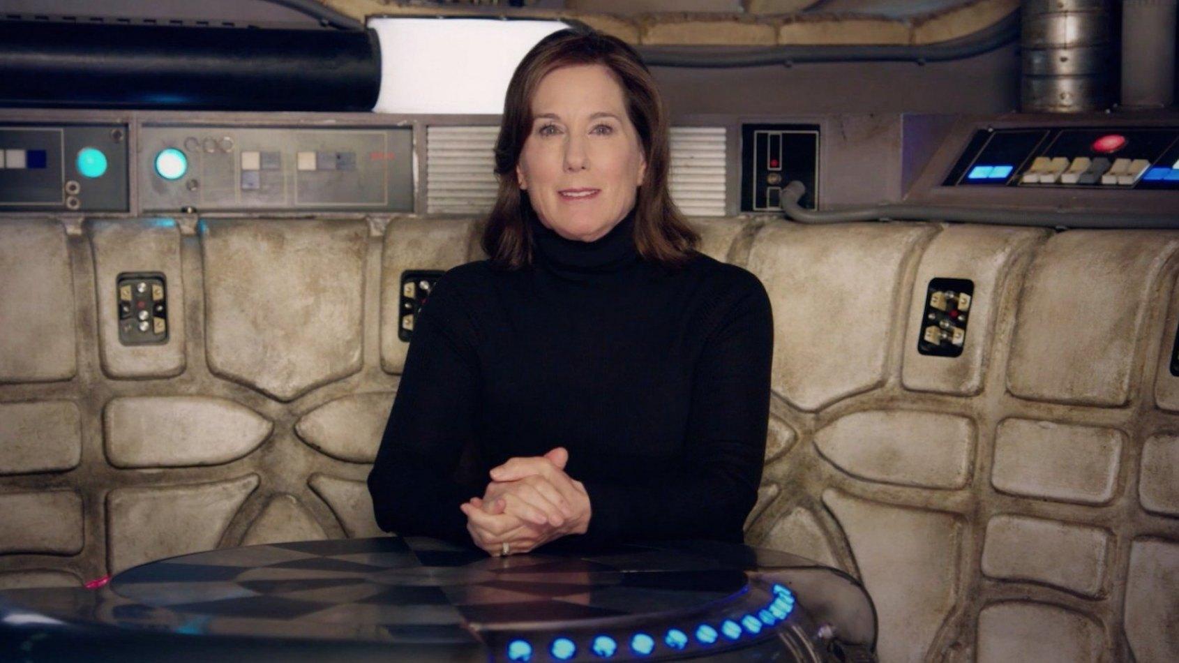 Pas de texte d�filant au d�but de Rogue One selon Kathleen Kennedy