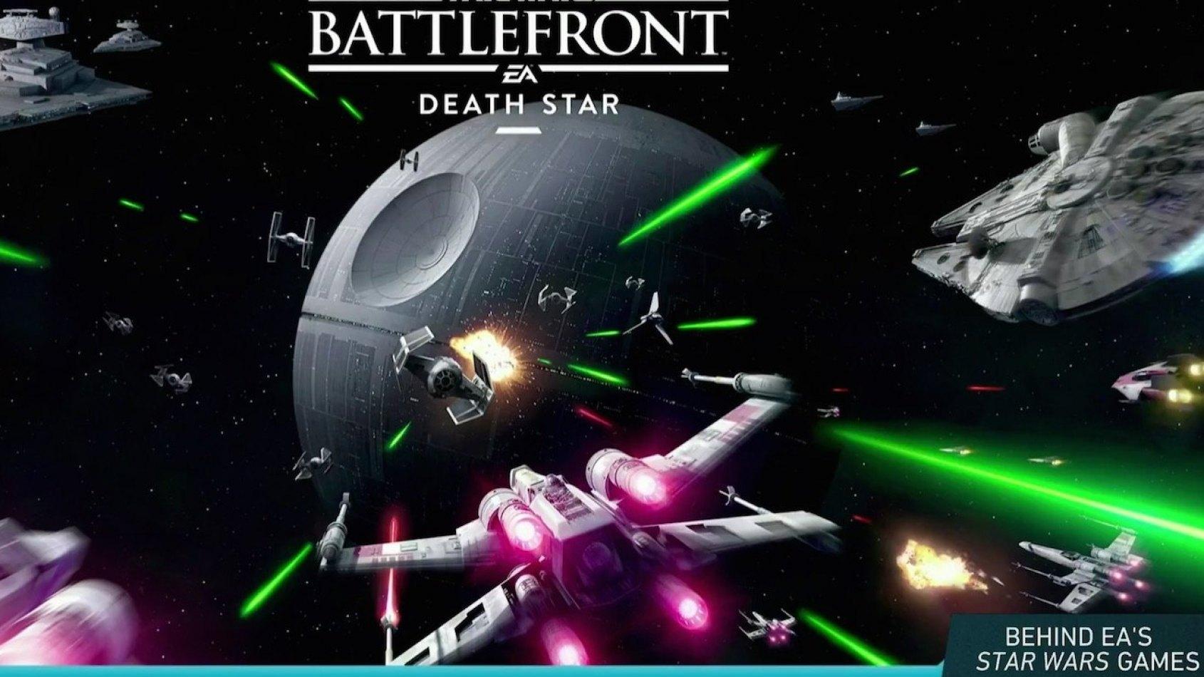 Star Wars Celebration: Electronic Arts et le futur des jeux Star Wars