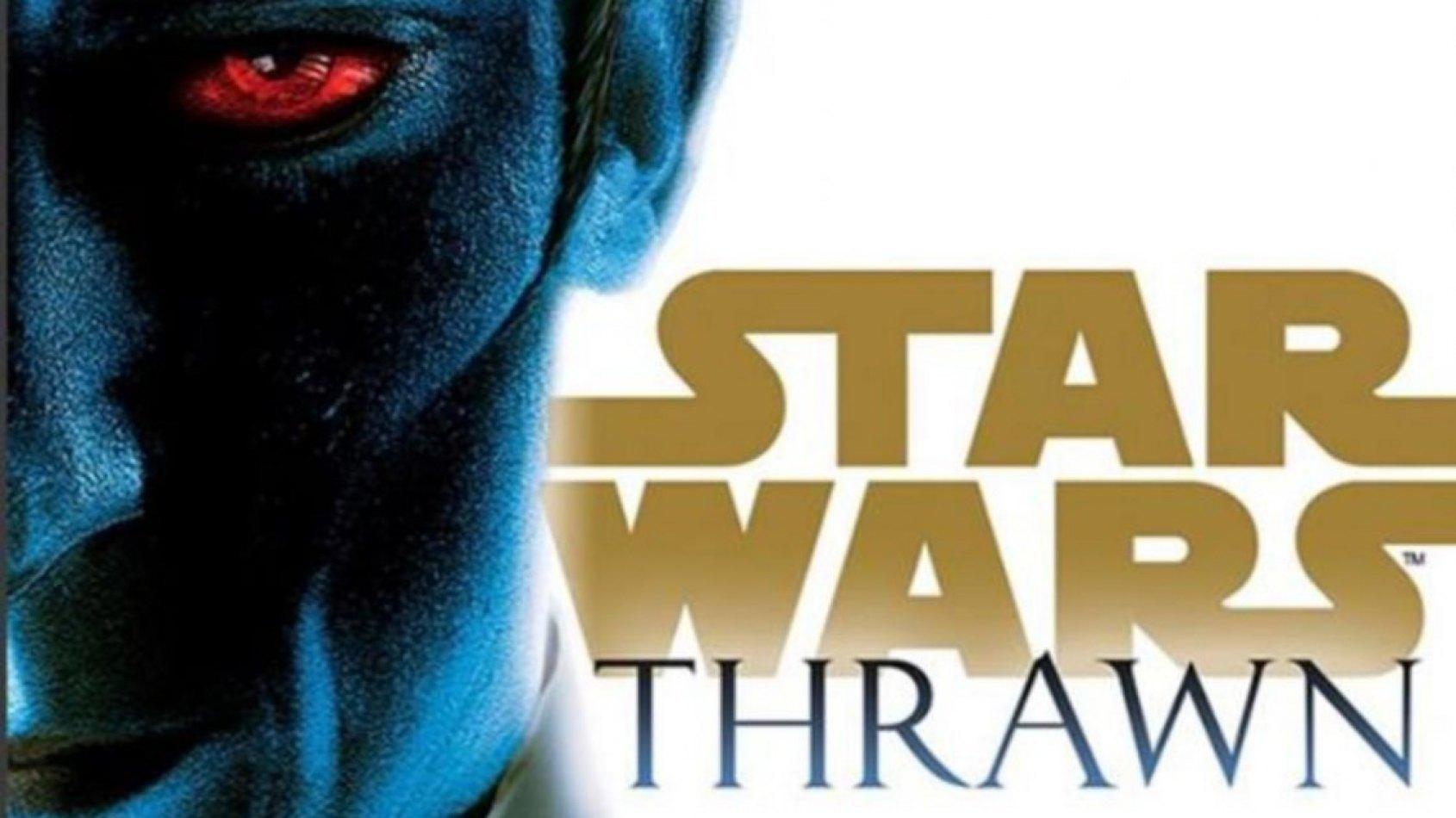 Timothy Zahn revient avec un livre sur Thrawn !