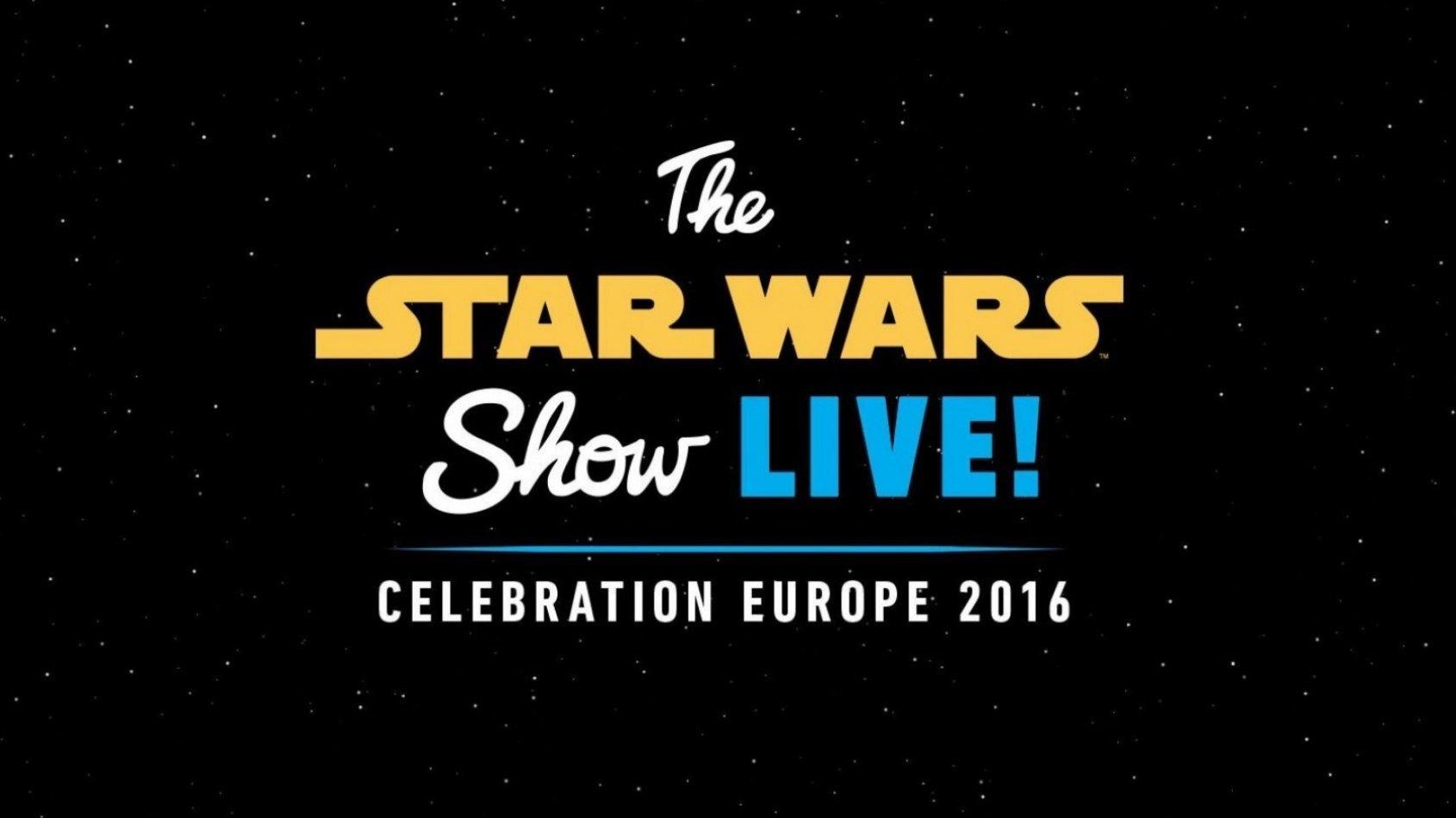 Celebration Europe 2016: les interviews du Star Wars Show-Jour 2