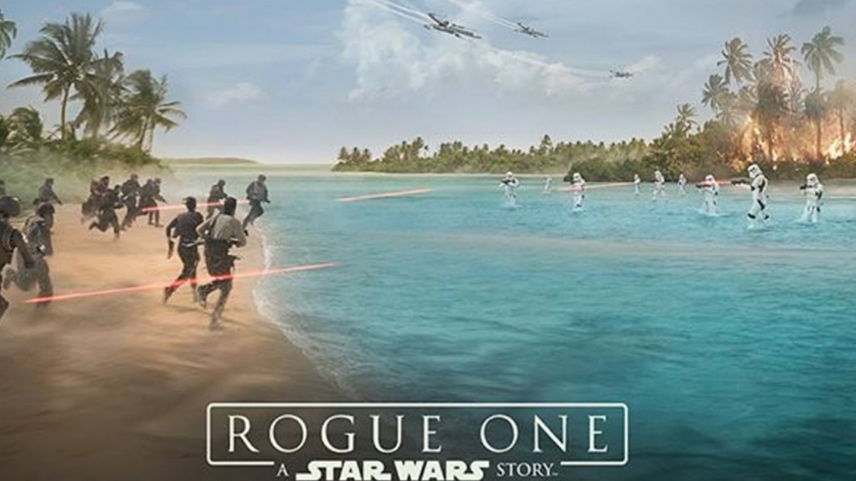 Celebration 2016: interview des acteurs de Rogue One