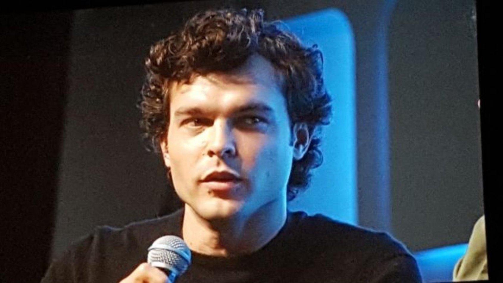 Star Wars Celebration: Alden Ehrenreich officialis� en Han Solo
