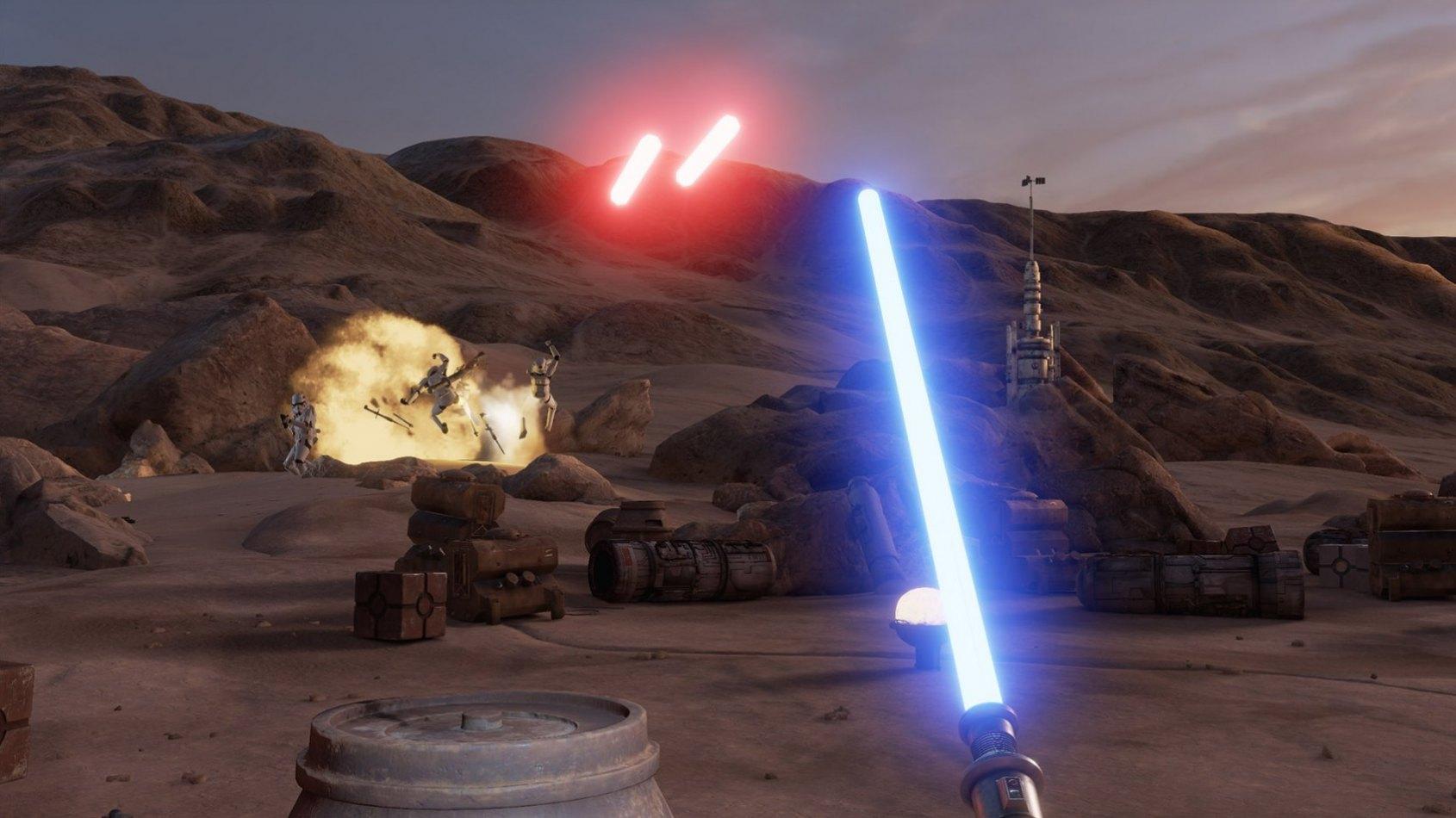 Trials on Tatooine : nouvelle exp�rience VR disponible sur STEAM
