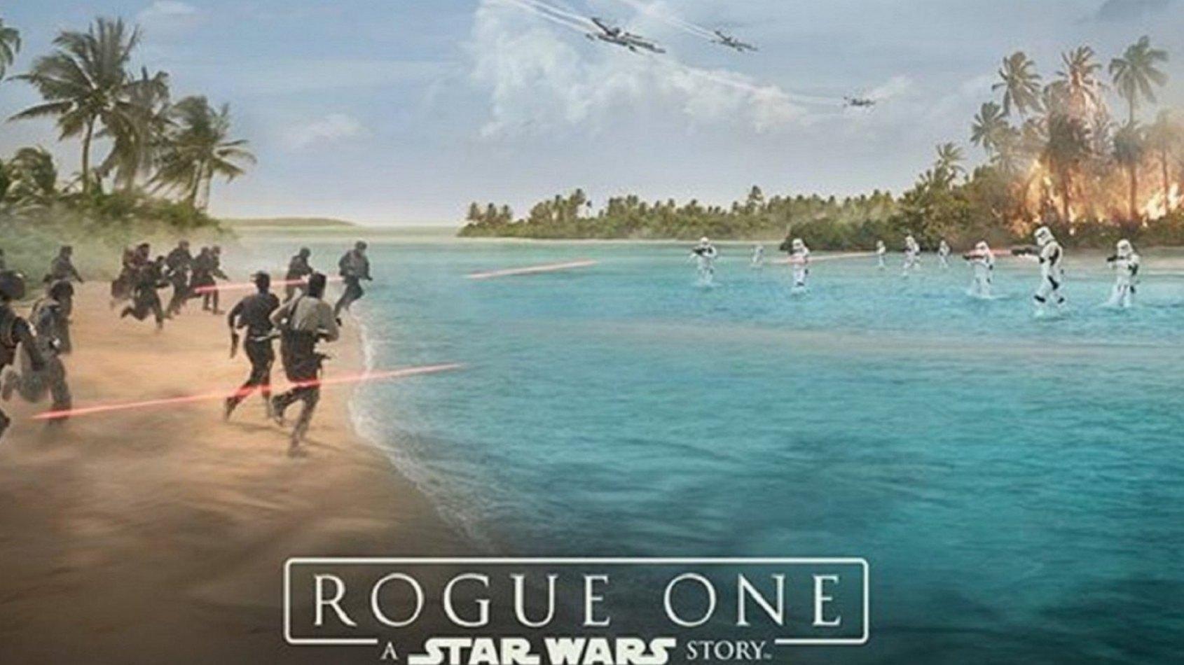 SWCE Rogue One: la vid�o compl�te du panel est disponible