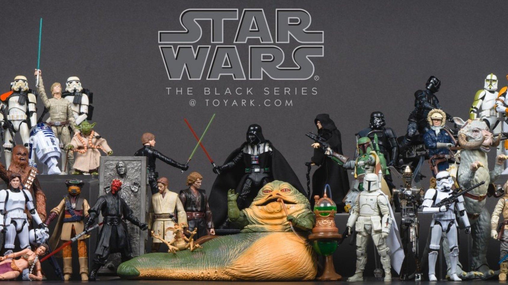 Hasbro lance le vote final des fans pour les figurines Black Series !