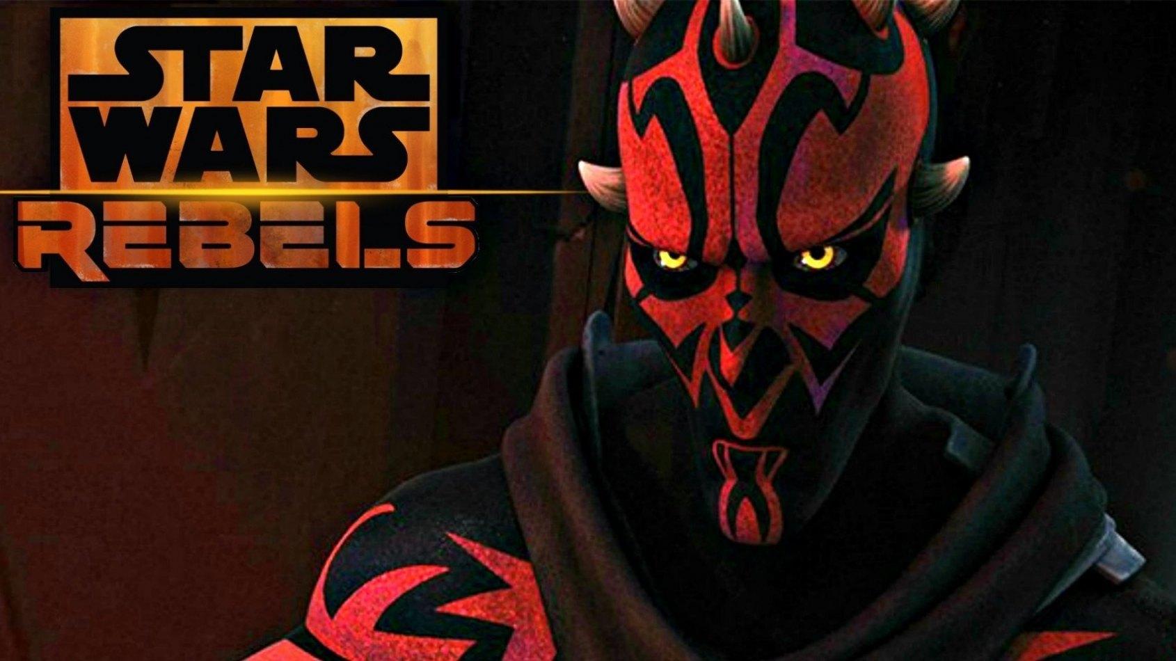 Star Wars Rebels : Darth Maul sauv� de justesse !