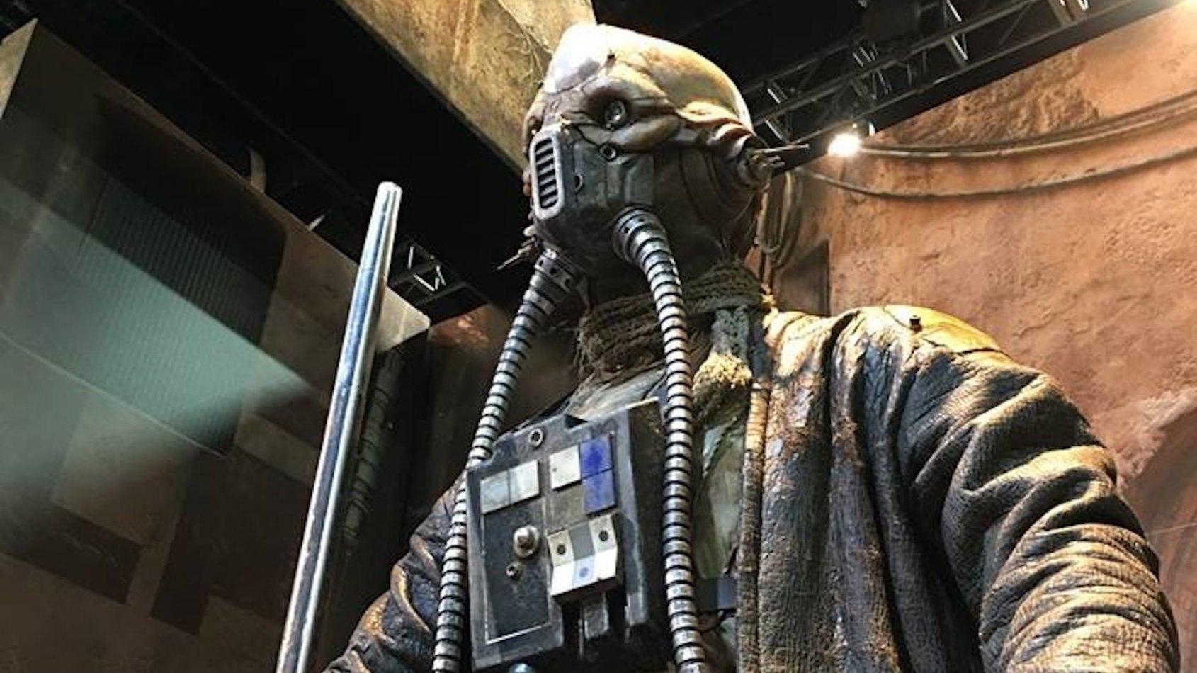 Un nouveau personnage de Rogue One r�v�l� au Comic Con de San Diego