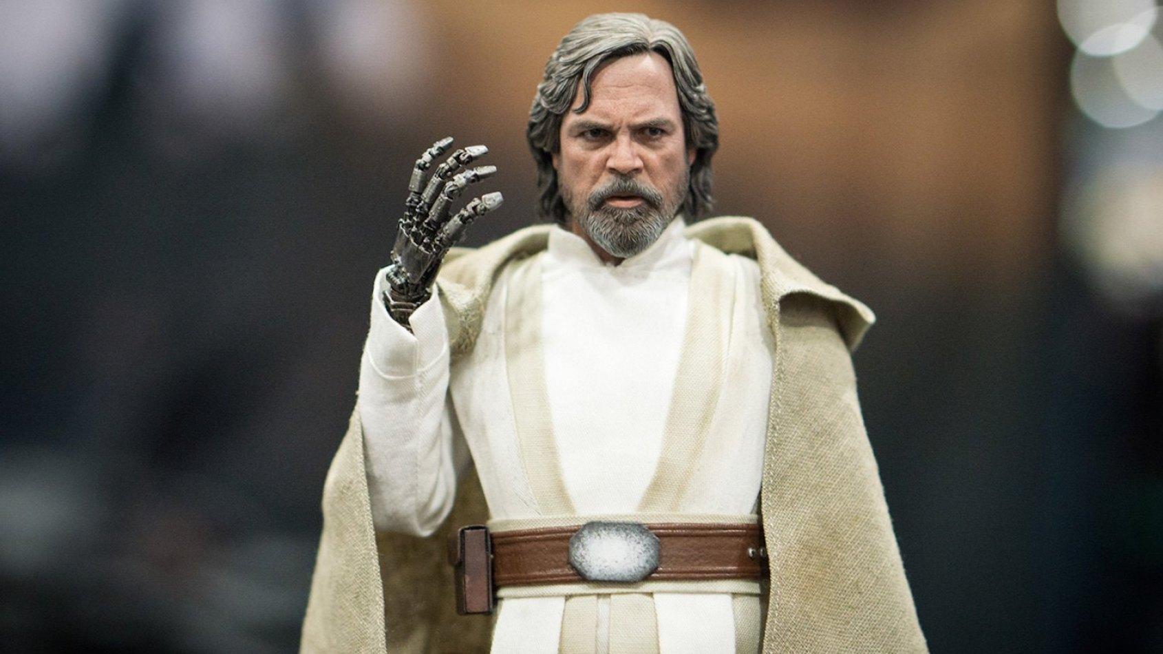 Hot Toys : photos des figurines  présentées au Comic Con