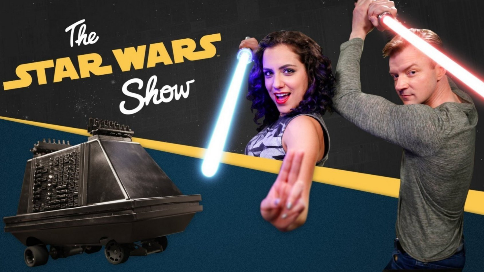 The Star Wars Show #11: Bistan et l'acteur Alden Ehrenreich