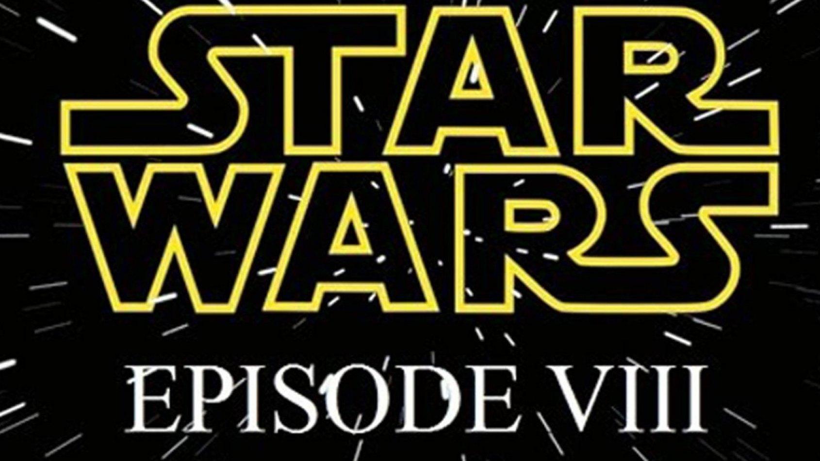 Le tournage de l'Episode VIII est terminé.