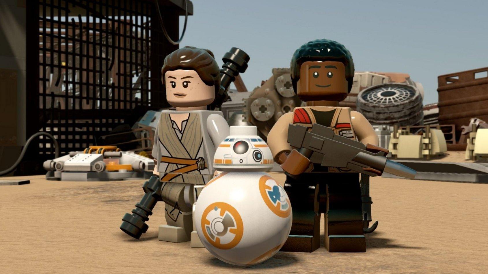 LEGO Star Wars Magazine : une petite exclusivit�