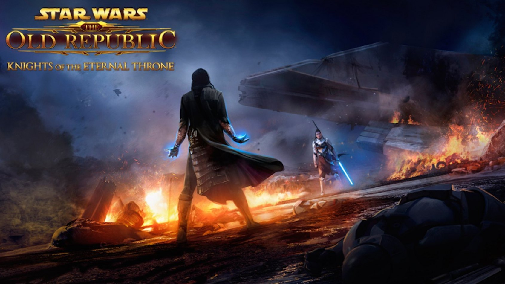 L'extension Star Wars: The Old Republic: Knights of the Eternal Throne