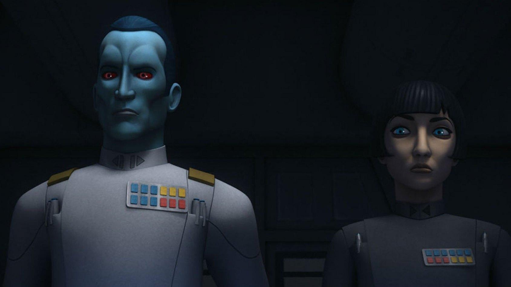 Dave Filoni parle de la fin de Star Wars Rebels