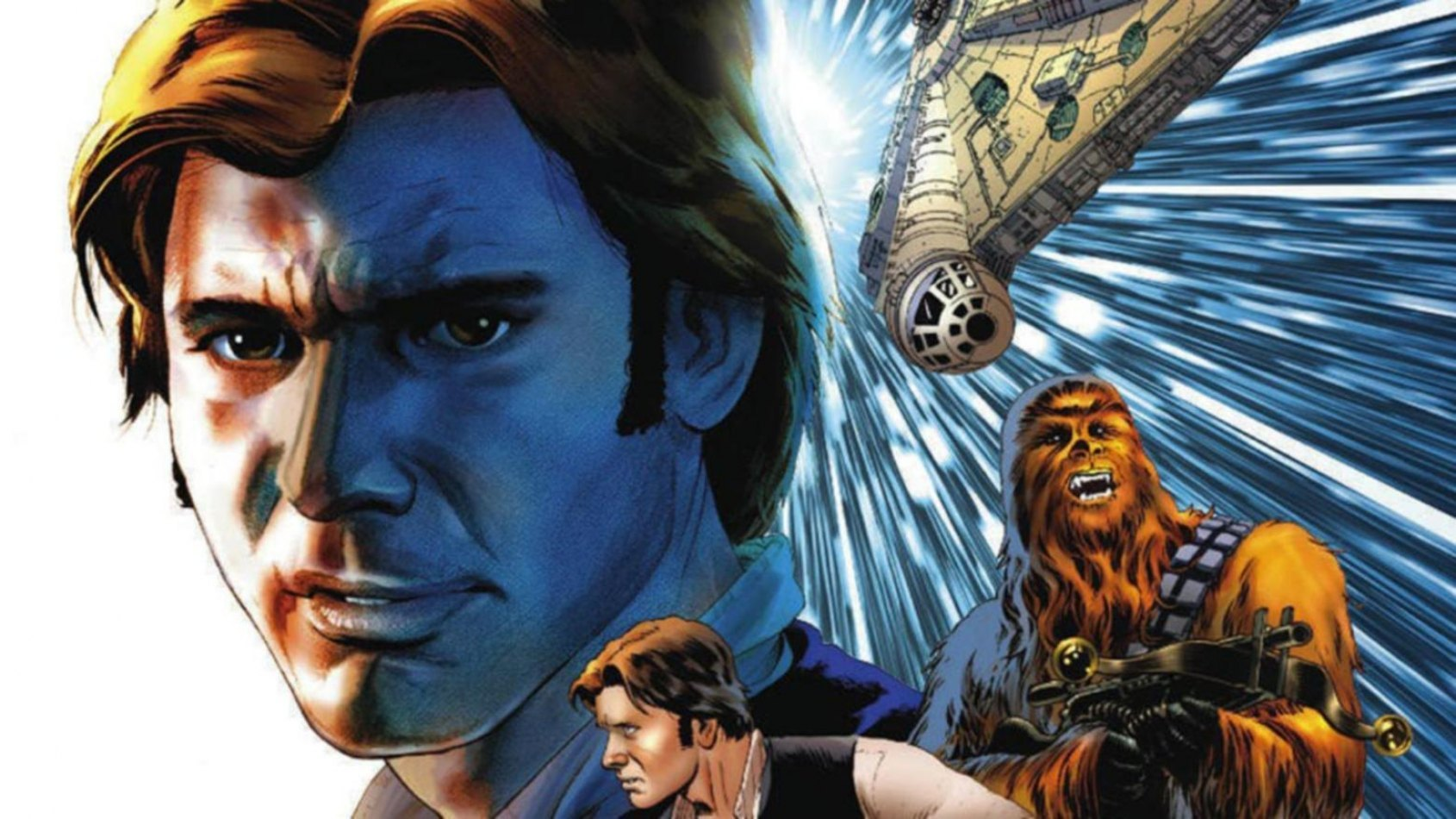 George Lucas adore le nouveau comics sur Han Solo