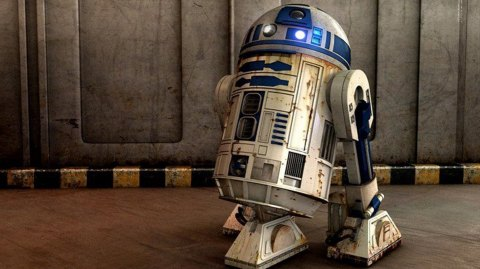 R2-D2 : un astromech tout en briques