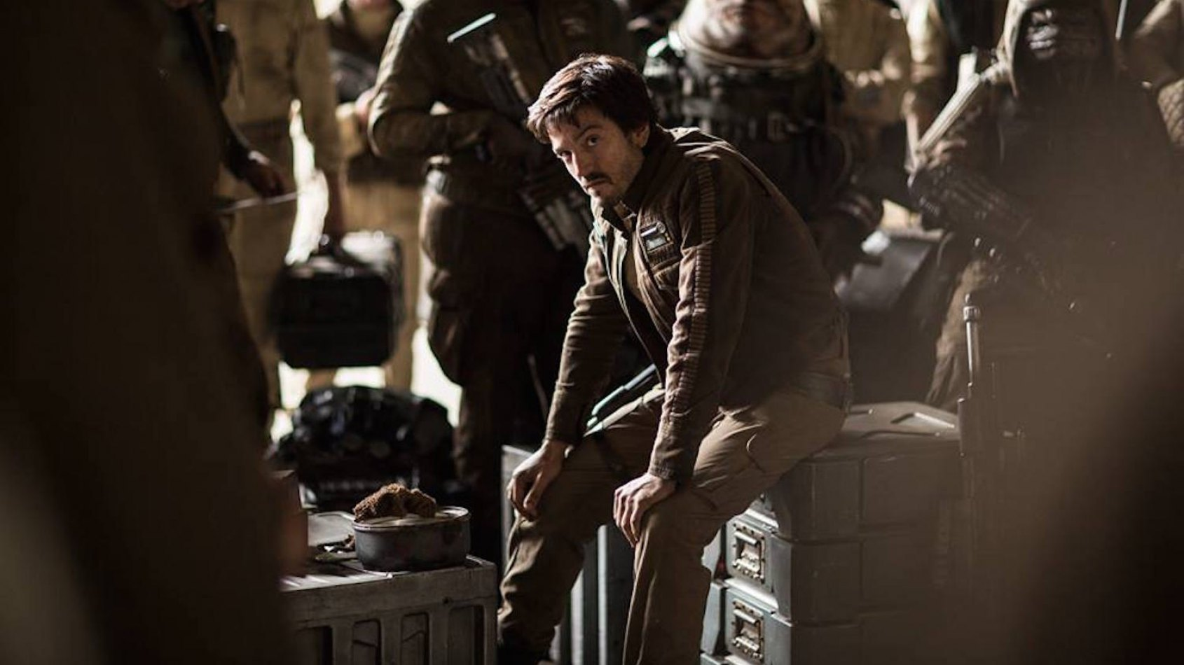 Une nouvelle image de Cassian Andor dans Rogue One