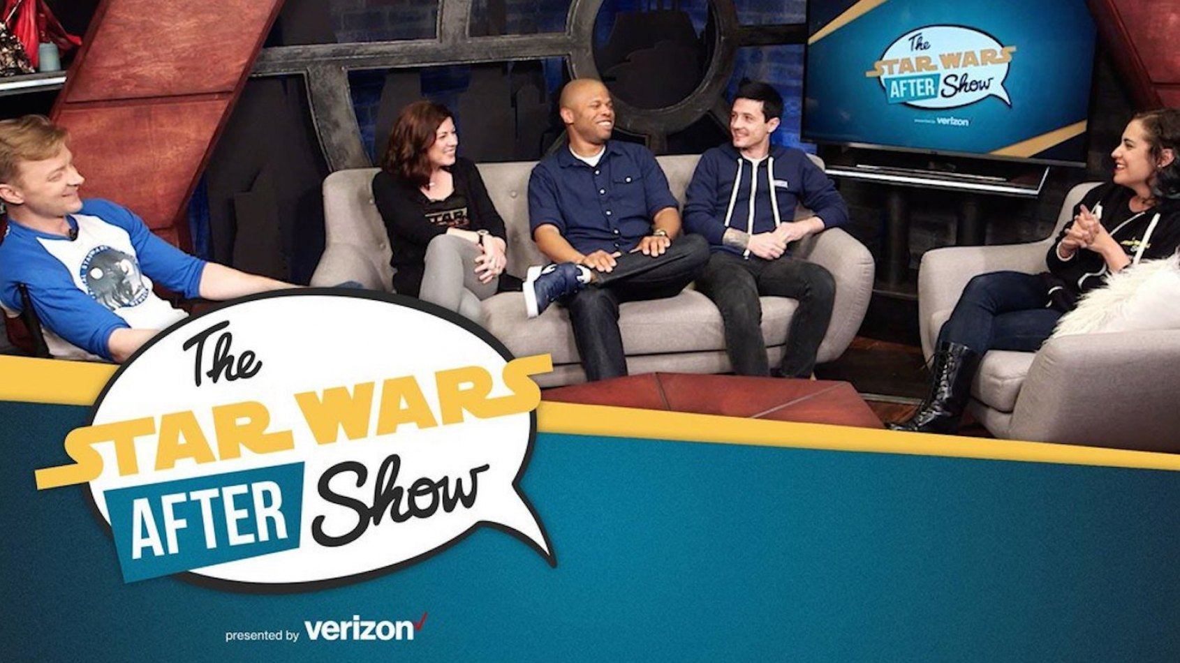 Premier épisode du Star Wars After Show